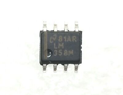 Lm358m Nsc Ic Opamp Gp 8soic 20 Pieces