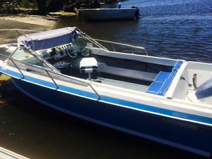 19ft penguin boat Midland Swan Area Preview