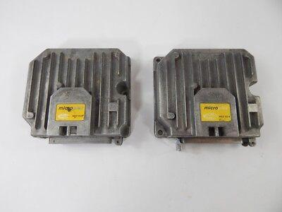 Original 2 x Ferrari Testarossa Magneti Marelli Microplex Ignition ECU MED120