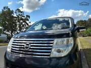 Nissan Elgrand E51 2007 Excellent Condition Minto Campbelltown Area Preview