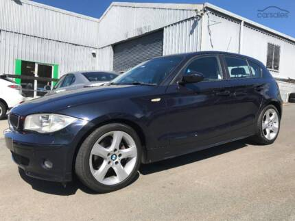 BMW 130i E87 17inch ALLOY WHEELS❤5X120 PCD❤BMW WHEELS❤FIT E90 E46 Georges Hall Bankstown Area Preview