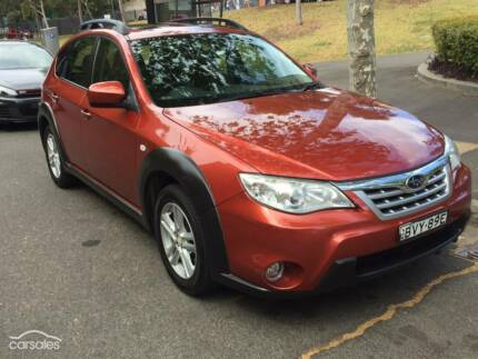 Much loved 2011 Subaru for sale due to overseas re-location