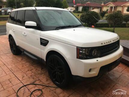 Range Rover sport hse luxury 2012