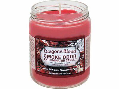 13oz Smoke Odor Exterminator Candle - Dragon's Blood Odor Exterminator Candle