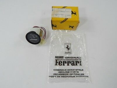 Original Ferrari F40 Turbo Boost Gauge with Box OEM
