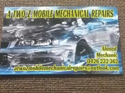 MOBILE MECHANICAL REPAIRS