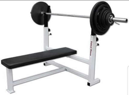 Wanted: Bench Press