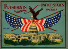 Vintage Monumental Life Insurance Presidents of United ...