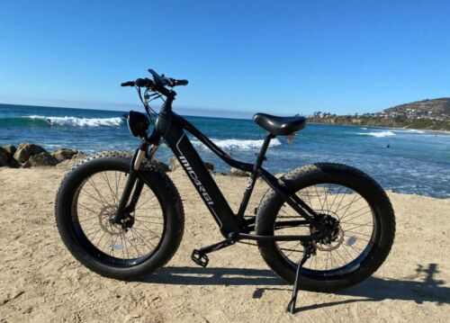 This E-bike is awesome and bought in bulk for my bike rental company in Hawaii.