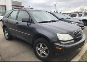 2003 Lexus RX330 need gone