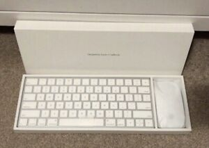 Apple Magic Keyboard and Mouse 2nd Generation
