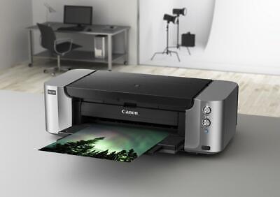 Canon PIXMA Pro-100 Wireless Color Professional Printer Airprint Mobile Printing