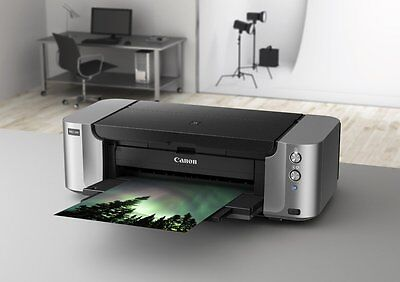 BN Canon PIXMA Pro-100 Wireless Color Professional Inkjet Printer with Airprint