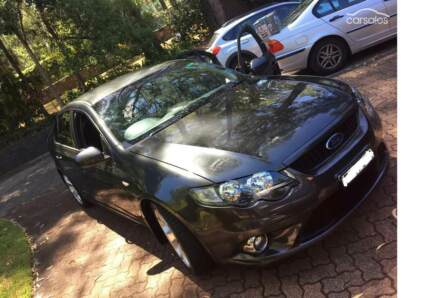 2010 Ford Falcon FG XR6 Turbo AUTO BREMBO FPV brakes 350kw 610 nm