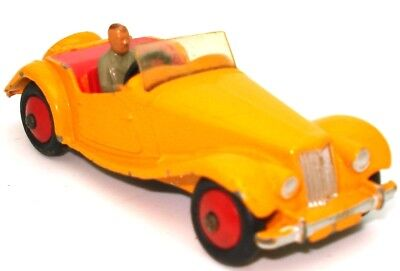 by Blades Collectables GREEN DINKY TOY 102 QUALITY REPRO BOX M.G.MIDGET SPORTS
