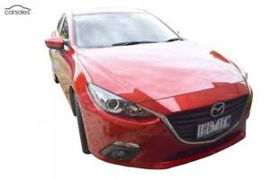 2016 Mazda 3 SP25 BM Soul Red Manual Hatch ONLY 8975km