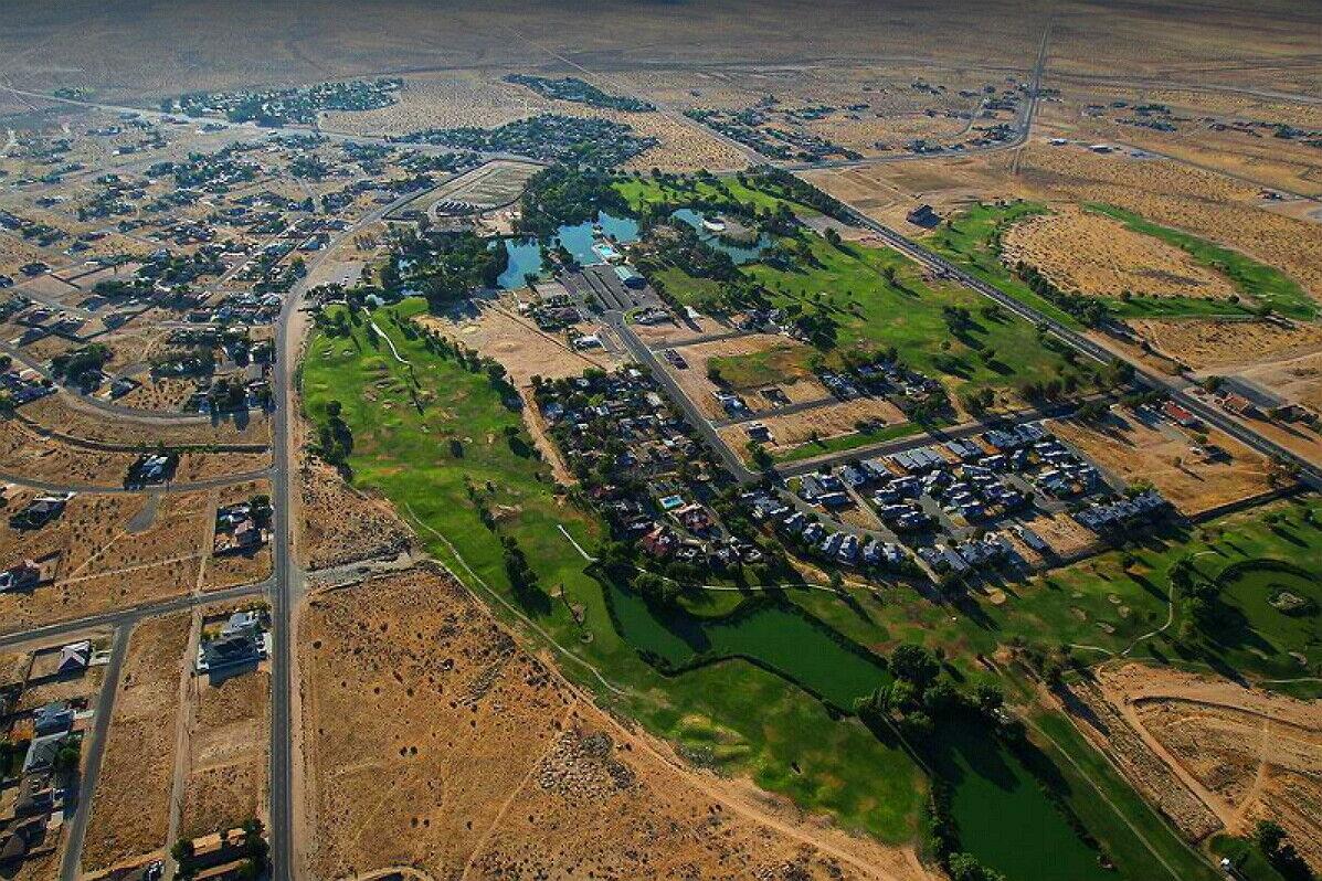 Land of Treasure California City, CA  kern county