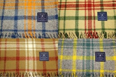 Faribault Woolen Mill Company Wool Throw/Stadium Blanket