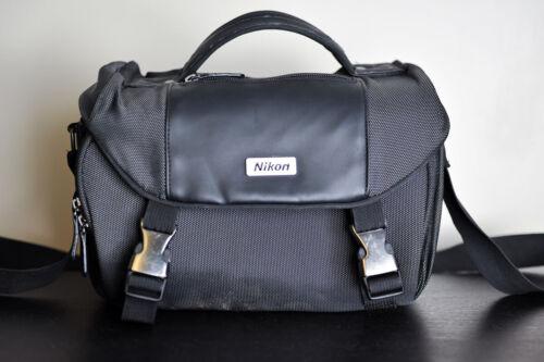 Nikon DSLR Padded Shoulder Camera Case Bag - Genuine!
