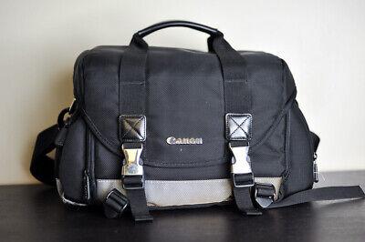CANON Digital Camera Gadget Shoulder Black Bag 200DG
