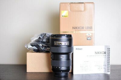 Nikon AF-S 16-35mm F4 VR FX Wide Angle Lens  - US Model!