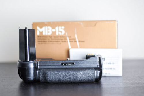 Nikon MB-15 Multi-Power High Speed Battery Grip for F100