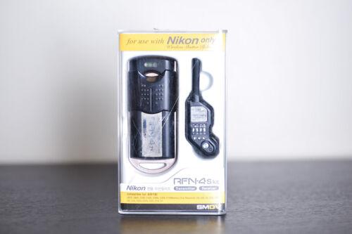 SMDV RFN-4s Wireless Shutter Release Remote for Nikon Cameras