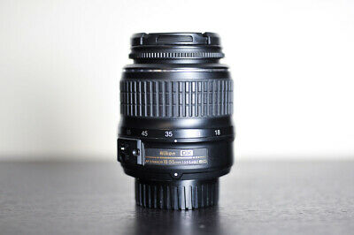 Nikon AF-S 18-55mm DX ED Lens - US Model!