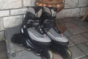 Fila roller blade size 7 Man Us or 8 Woman