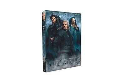 NEW The witcher season 1