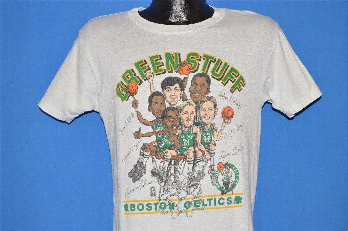 "Boston Celtics /""Larry Bird/"" Three Points 1986  Long Sleeve T-Shirt"