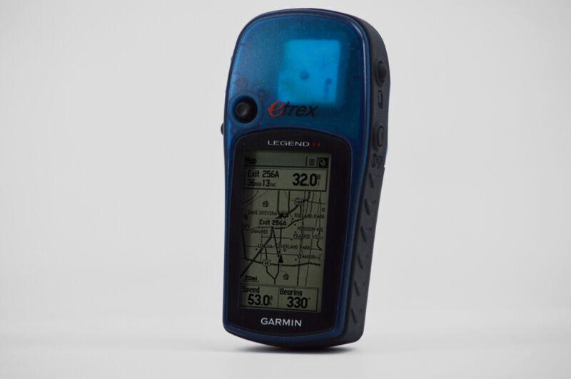 Garmin eTrex Legend H | Hiking | Hunting | Fishing | Geocaching