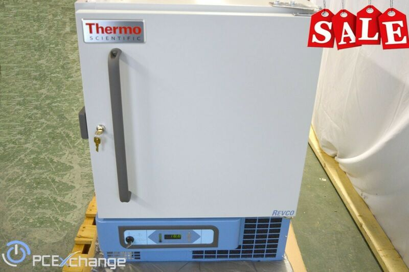 Thermo Scientific Revco ULT430V -30°C High Performance Lab Freezer 230VAC 50Hz