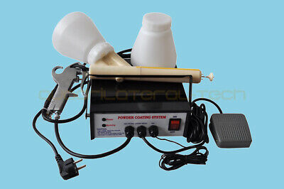 Original Portable Electrostatic Powder Coating System Pc03-5 Paint Machine Ce