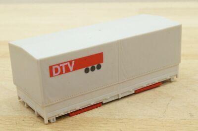 """1 Stück 20 ft (Fuß) Container Wechselpritsche """" DTV """" Wechselcontainer ohne OVP"""