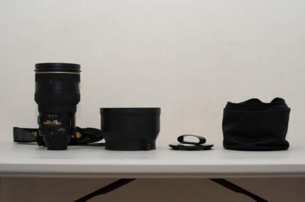 Nikon 200mm f2.0 VR II + Tenba Bag + Don Zeck Lens cap Manly Vale Manly Area Preview