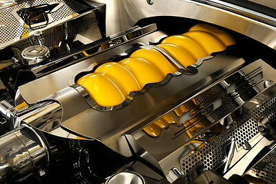 """103037-YLW 2010-13 Camaro """"SS Style"""" Illuminated Fuel Rail Covers Perforated"""