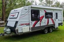 2012 Windsor Genesis 638s Pinnacle Caravan-40th Anniversary Model Cooranbong Lake Macquarie Area Preview