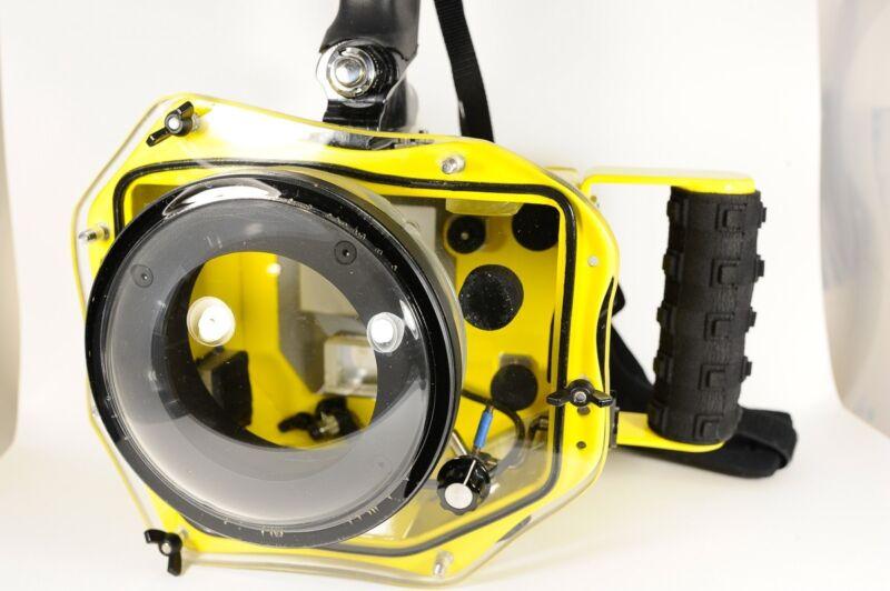 SPL Waterhousing for Nikon D800/800e xlnt condition