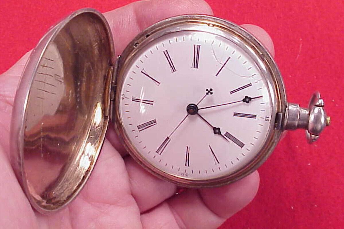 Vintage 58mm grand chauve-souris aile crabe griffes chinois duplex montre
