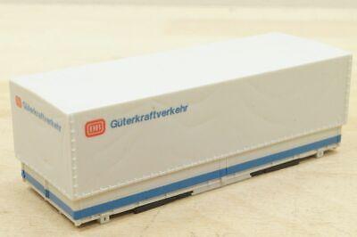 """Roco 1 Stück 20 ft (Fuß) Container Wechselpritsche """"DB Güterkraftverkehr"""" o. OVP"""