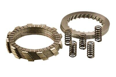 Honda Clutch Kit W/ Heavy Duty Springs CR 250R 2-Stroke 1994-2007 - Honda Spring Clutch Kit
