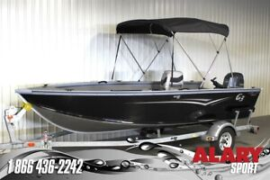 2018 g3-boats G3 Boats GUIDE V167 T