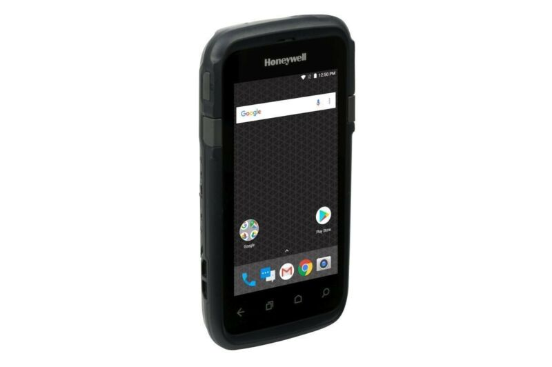 Honeywell CT60 1D/2D 3GB 32GB Android 7 Hand Held Computer CT60-L1N-ASC210F