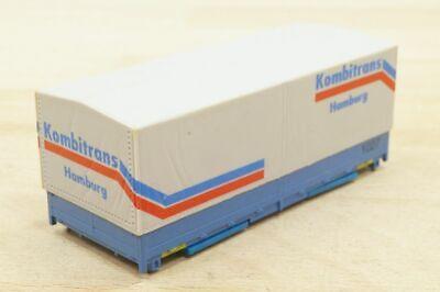 """1 Stück 20 ft (Fuß) Container Wechselpritsche """" Kombitrans """" Wechselcontainer"""