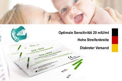 50 AIDE Ovulationstest Streifen 20 miuml - optimale Sensitivität Sicherheit