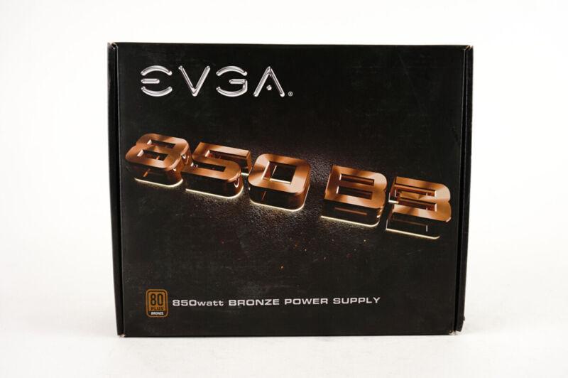 EVGA SuperNOVA 850 B3 850W Power Supply PSU - w/ All Cables + Box
