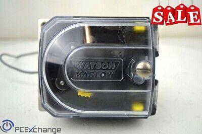 Watson Marlow W05055 Peristaltic Pump W Stepper Motor