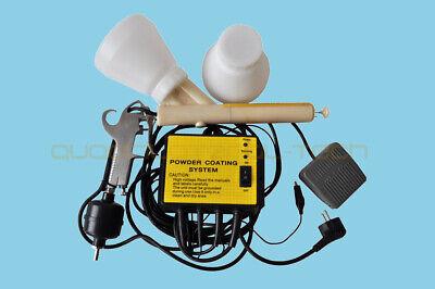 Original Portable Electrostatic Powder Coating System Pc02 Paint Gun Machine Ce