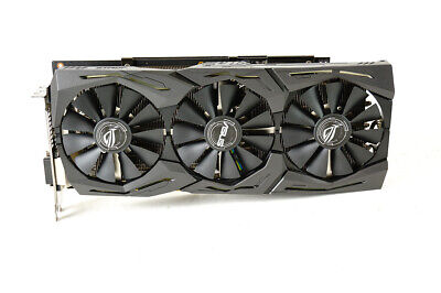 Asus Radeon RX 580 8GB Strix Graphics Card | Fast Ship, Cleaned, Tested!